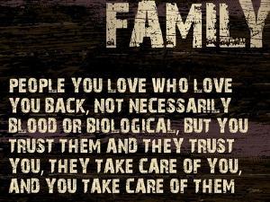 Family Grunge by Diane Stimson