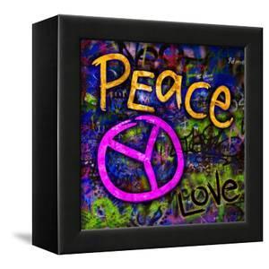Graffiti Peace by Diane Stimson