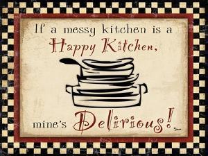 Kitchen Delirious by Diane Stimson