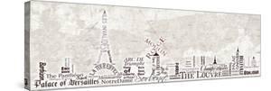 Paris Skyline by Diane Stimson