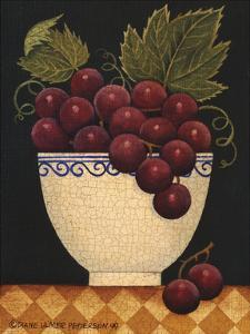Cup O Grapes by Diane Ulmer Pedersen