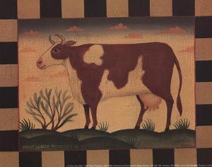 Farm Cow by Diane Ulmer Pedersen