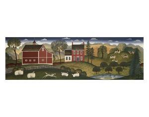 Farm Pederson by Diane Ulmer Pedersen