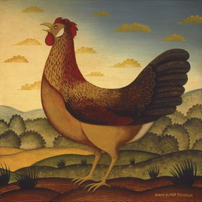 Hen by Diane Ulmer Pedersen