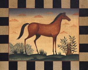 Horse by Diane Ulmer Pedersen