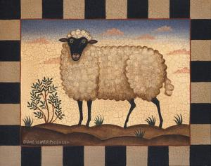 Sheep by Diane Ulmer Pedersen