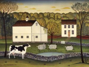 White Farm by Diane Ulmer Pedersen