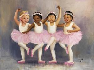 Ballerinas by Dianne Dengel