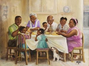 Family Dinner by Dianne Dengel