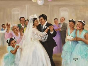 Hispanic Wedding by Dianne Dengel