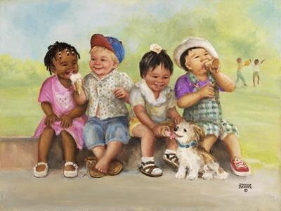 Kids with Ice Cream