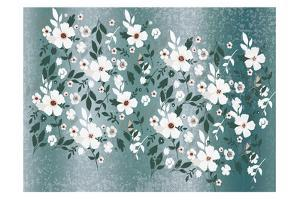 Scattered Blossoms by Dianne Poinski