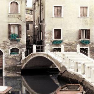 Teal Venice II by Dianne Poinski