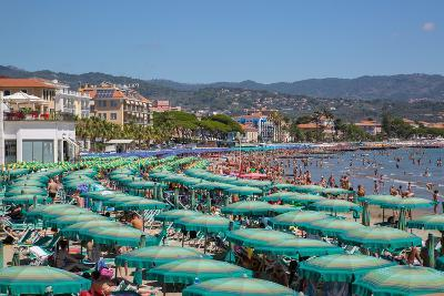 Diano Marina, Imperia, Liguria, Italy, Europe-Frank Fell-Photographic Print