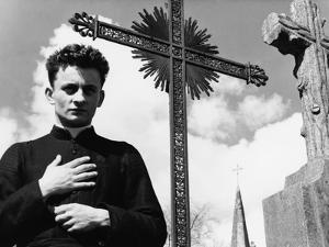 Diary Of A Country Priest, (aka Journal D'Un Cure De Campagne), Claude Laydu, 1951