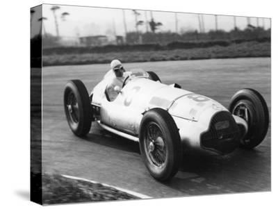 Dick Seaman's Mercedes, Donington Grand Prix, 1938