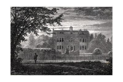 Dickens, Gadshill--Giclee Print