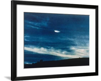 Dickeson UFO--Framed Photographic Print