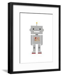 Robot by Dicky Bird
