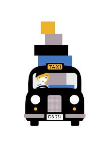 Taxi by Dicky Bird