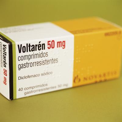 Diclofenac Painkiller Tablets-Cristina-Photographic Print
