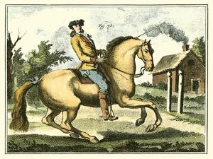 Equestrian Training I by Diderot