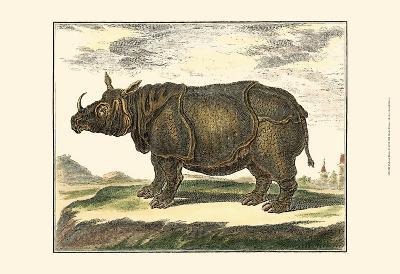 Diderot Rhino-Denis Diderot-Art Print