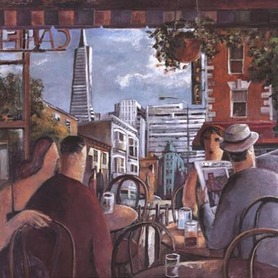 Bar in San Francisco by Didier Lourenco