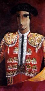 Bull Fighter by Didier Lourenco