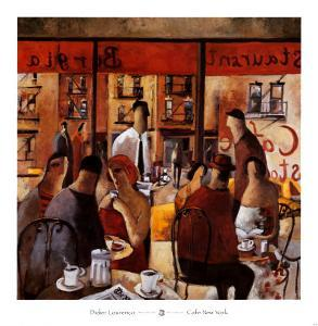 Cafe New York by Didier Lourenco