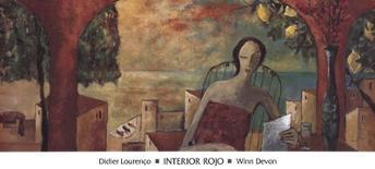 Blue Light-Didier Lourenco-Art Print