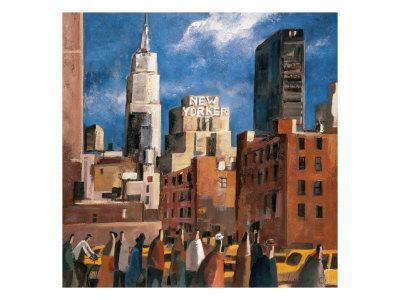 NY Streets