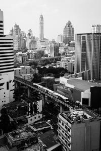 Bangkok Skyline by @ Didier Marti