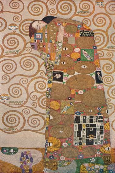 'Die Erfüllung', 1905-Gustav Klimt-Giclee Print