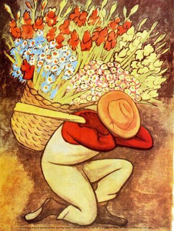 El Vendedora De Flores