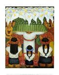 Flower Festival: Feast of Santa Anita, 1931-Diego Rivera-Art Print