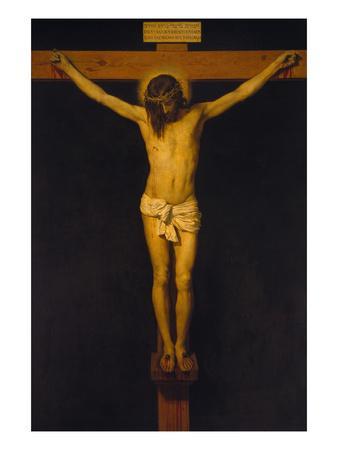 Christ on the Cross (Christ of San Placido), 1630/32