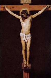 Christ on the Cross by Diego Velazquez