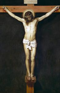 Crucifixion, 1632 by Diego Velazquez