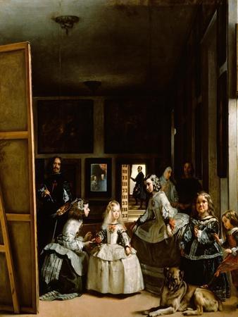 Las Meninas (The Maids of Honor), 1656
