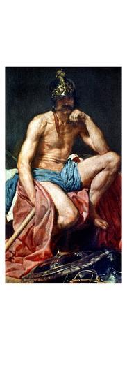 Diego Velazquez: Mars-Diego Velazquez-Giclee Print