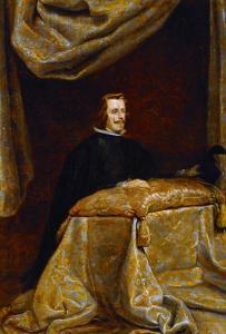 Philip IV of Spain (1621-1665), Praying by Diego Velazquez