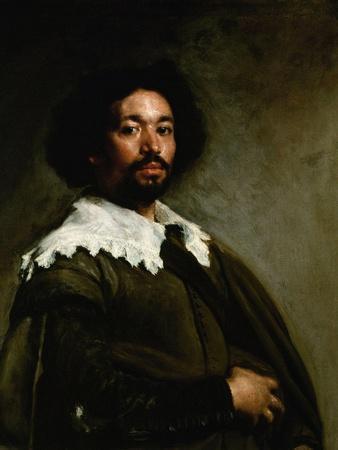 Portrait of Juan De Pareja, 1650