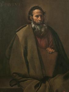 Saint Paul by Diego Velazquez