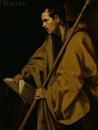 The Apostle St. Thomas, circa 1619-20