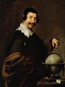 The Geographer by Diego Velazquez