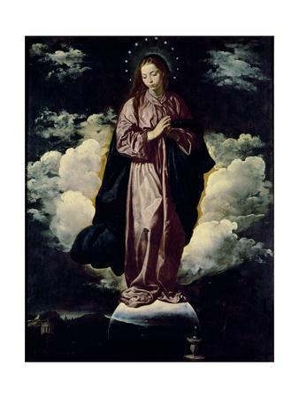 The Immaculate Conception, C.1618