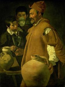 The Water Seller of Seville by Diego Velazquez
