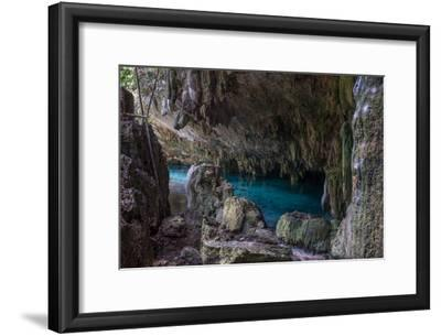 Inside A Cenote Pet Cementery, Tulum Riviera Maya, Traveling Mexico.