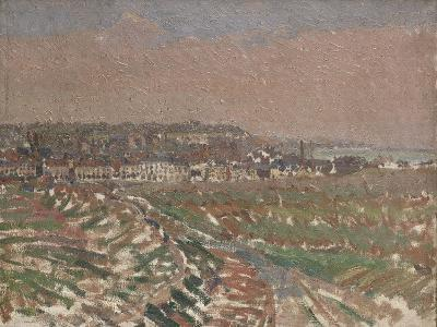 Dieppe from the West, 1910 - 1911-Harold Gilman-Giclee Print